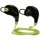Auriculares DENVER BTE-100 GREEN BLUETOOTH